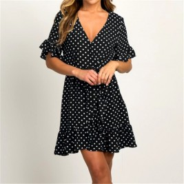 2019 Female Summer Dress...