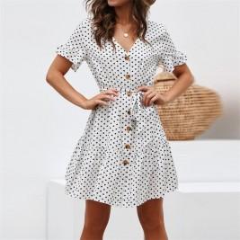 Women Summer Beach Dress...