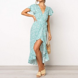 Long summer dress for women...