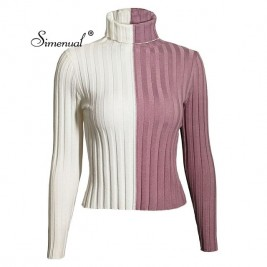 Elegant high neck sweater...