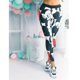 3D Mickey Women Leggings...